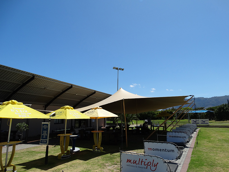 Tentickle Corporate Tent