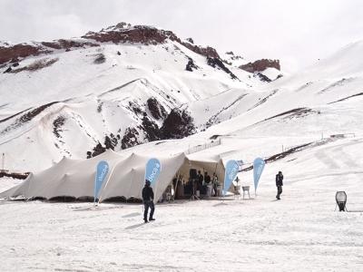 Tentickle Argentina Corporate Tent