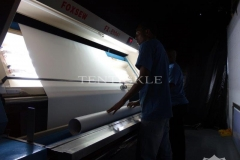 Stretch Tent Manufacturing Process