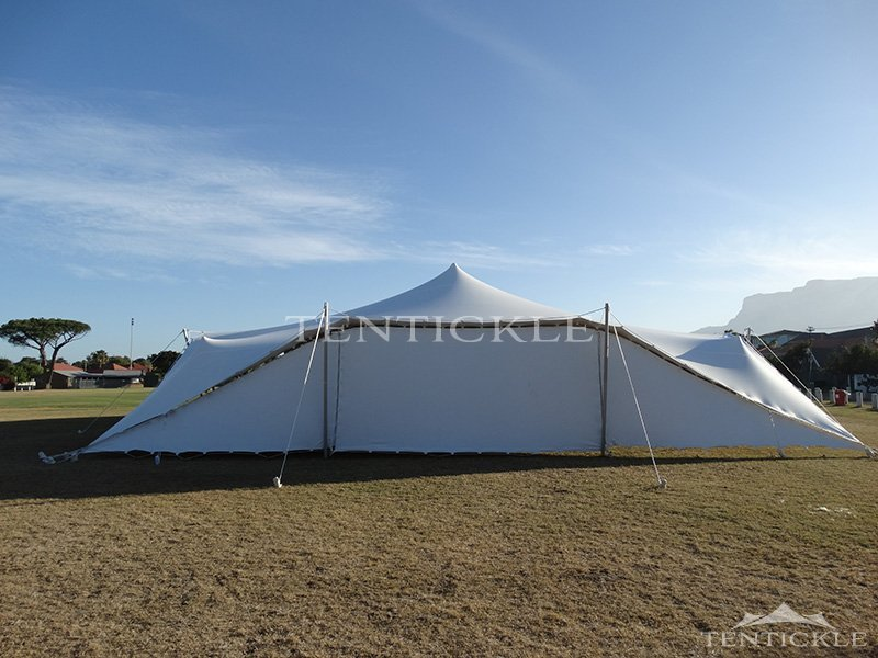 Stretch Tent Sidewalls