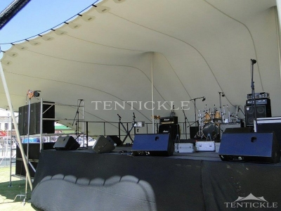 Tentickle Tent - Staged Event