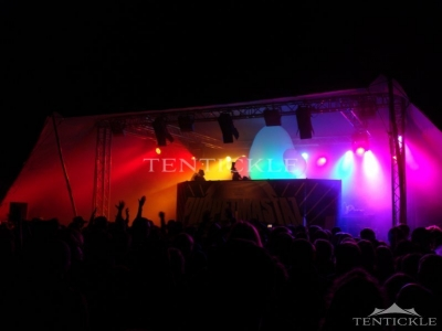 De Fusion Festival - Tentickle Germany