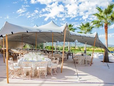 Tentagent Ibiza Wedding
