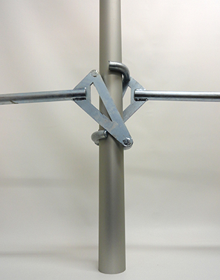 Metal Pole Grips & Stretch Tent Accessories