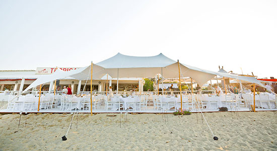 Here's How You Can Boost Your Business with a Stretch Tent