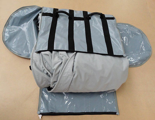 PVC Tent Bag