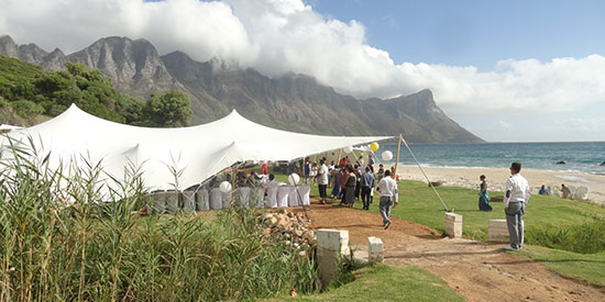 Outdoor Wedding Venues in the Western Cape