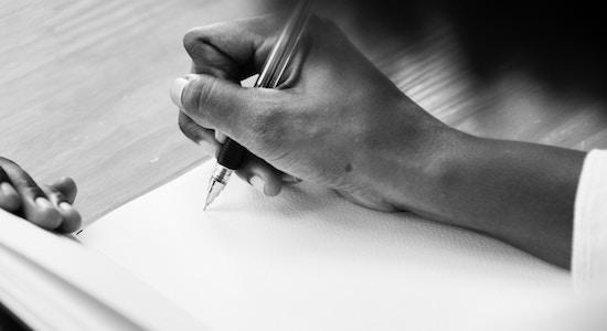 Writing Wedding Vows